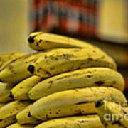Bananas Print by Paul Ward