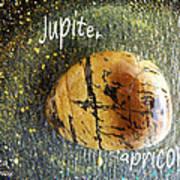 Barack Obama Jupiter Print by Augusta Stylianou