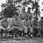 Baseball Team, 1938 Print by Granger