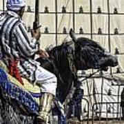 Berber Festival Print by Chuck Kuhn