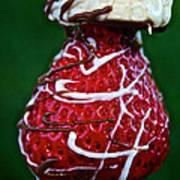 Berry Banana Kabob Print by Susan Herber