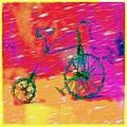 Bike 1a Print by Mauro Celotti