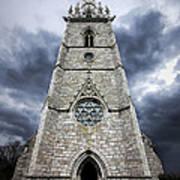 Bodelwyddan Church Print by Meirion Matthias