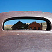 Bodie Ghost Town I - Old West Print by Shane Kelly
