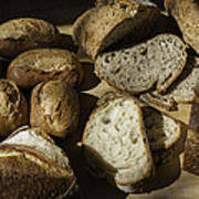 Bread Print by Michael Wessel