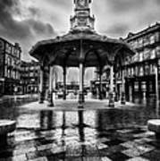Bridgeton Cross Bandstand Glasgow Print by John Farnan