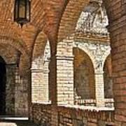 Castello Amorosa Print by Italian Art