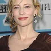 Cate Blanchett At Arrivals Print by Everett