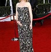 Cate Blanchett Wearing A Balenciaga Print by Everett