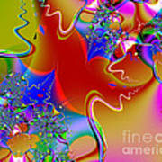 Celebration . S16 Print by Wingsdomain Art and Photography