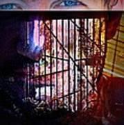 Challenge Enigmatic Imprison Himself Print by Paulo Zerbato