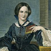 Charlotte Bronte Print by Granger