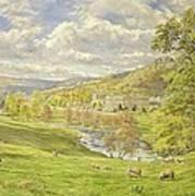 Chatsworth Print by Tim Scott Bolton