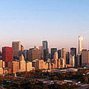 Chicago Panoramic  Print by Jeff Lewis