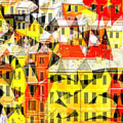 Cinque Print by Ilias Athanasopoulos