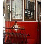 Citymarks Lisbon Print by Roberto Alamino