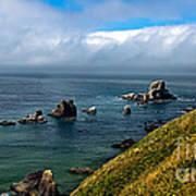 Coastal Look Print by Robert Bales