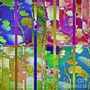 Color Blind Print by Gwyn Newcombe