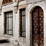 Concubine  Court Print by Joan Carroll