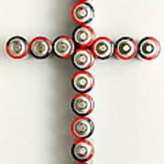 Cross Batteries 1 A Print by John Brueske