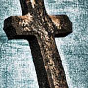 Cross Print by Darren Fisher