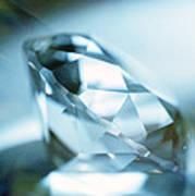 Cut Diamond Print by Pasieka