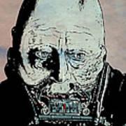 Darth Vader Anakin Skywalker Print by Giuseppe Cristiano