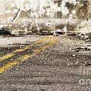 Dead End Street Print by Blink Images