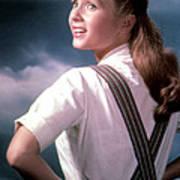 Debbie Reynolds In The 1950s Print by Everett