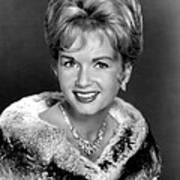 Debbie Reynolds In The 1960s Print by Everett