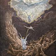 Dor�: Last Judgment Print by Granger