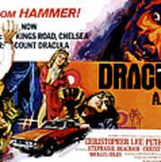Dracula A.d. 1972, Stephanie Beacham Print by Everett