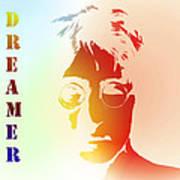 Dreamer 2 Print by Stefan Kuhn