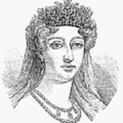 Duchess Of AngoulÊme Print by Granger