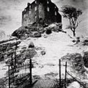 Duntroon Castle Print by Simon Marsden