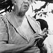Eleanor Roosevelt 1884-1962, First Lady Print by Everett