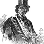 Ellen Craft (b.1826) Print by Granger