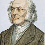 Ernst Heinrich Weber Print by Granger