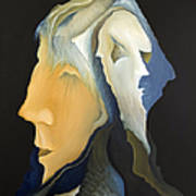 Facets Print by Joanna Pregon