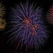 Fireworks Print by Joana Kruse