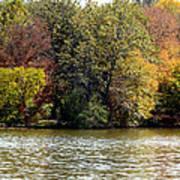 Fowler Lake 4 Print by Franklin Conour