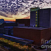 Fox Cities Performing Arts Center Print by Joel Witmeyer