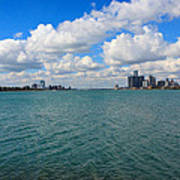 From Belle Isle With Love Print by Robin Konarz