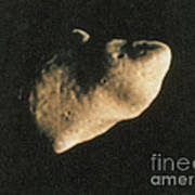 Gaspra, S-type Asteroid, 1991 Print by Science Source