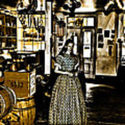 General Store Harpers Ferry Print by Bill Cannon