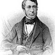 George Biddell Airy, British Astronomer Print by