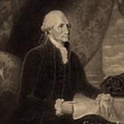 George Washington, 1st American Print by Photo Researchers