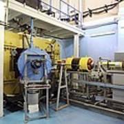 Heavy Ion Accelerator, Russia Print by Ria Novosti