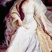 Helen Taft 1861-1943, First Lady Print by Everett