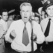 Henry Wallace 1888-1965, 1948 Print by Everett